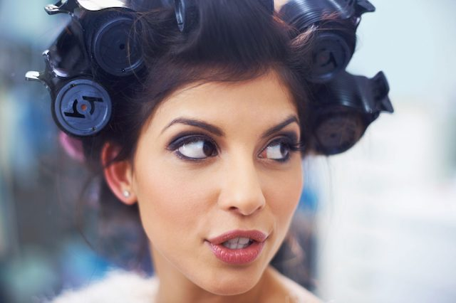 Hot Hair Rollers: Damaging Or Not For Hair Health?